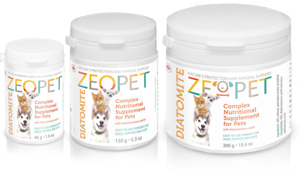 Zeopet products